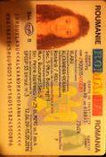 Romanian scammer Alexandra Roxana Vladu passport
