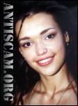 Russian scammer Elena Moroz