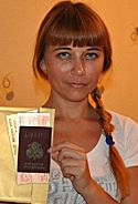 Russian scammer Nadezhda Fedoseeva