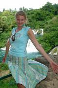 Russian scammer Evgeniya Deeva